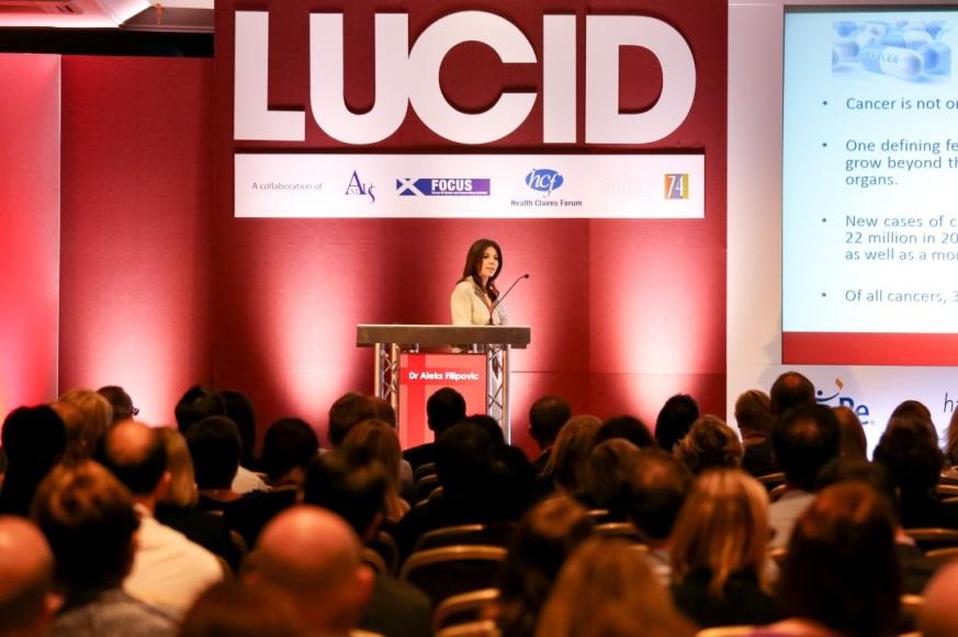lucid 2015 - speaker